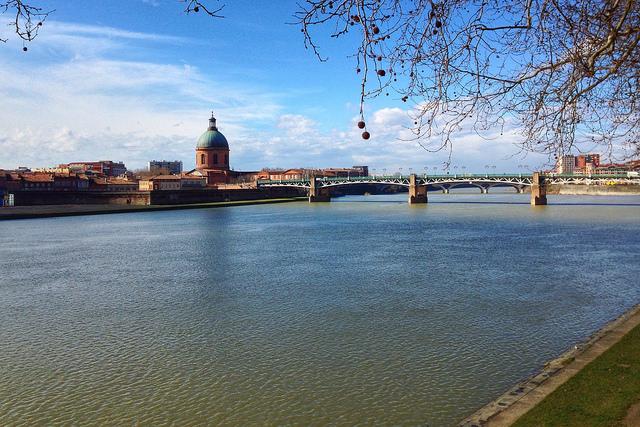 Aperçu de la ville de Toulouse