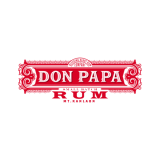 Logo rhum Don Papa