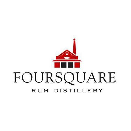 Logo rhum Foursquare